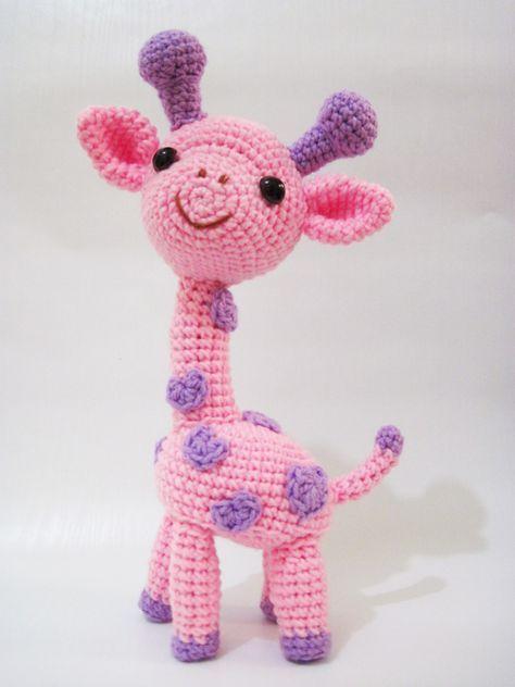 Girafa amigurumi   croch   Tommy no Elo7   Mindulim (DE15FE ...   632x474